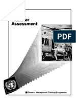 1994 UNDP Disaster Assessment - DMTP