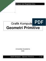 4 Grafik Komp-Geometri Primitive