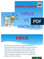 Virus vs Antivirus