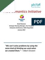 EDM Council - FIBO Semantics Initiative