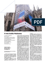 """O Mia Bedda Madunina"" - La Sicilia a Milano"