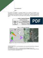 Informacion General Municipio de Santiago