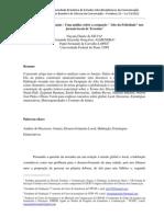 """Discursos sobre habitação - Uma análise sobre a ocupação """" Alto da Felicidade"""" nos jornais locais de Teresina"""