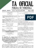 Ley Aprobatoria Acuerdo de Ginebra (1966)