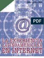 La Experiencia Latinoamericana en Internet