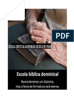 O Discipulado Cristão nv