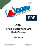 Elber Usermanuals Mobile Systems - Cpm [en]