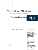 The True Banking History