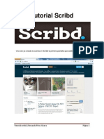 Tutorial Scribd