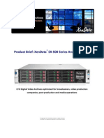 SX-500 Servers Product Brief
