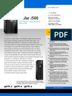 Scalar i500 Datasheet