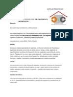 Carta de Presentacion Cyg