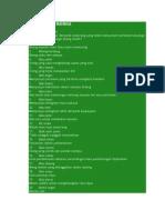 Senarai Simpulan Bahasa