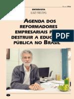 Agenda dos reformadores empresariais pode destruir a educação pública no Brasil