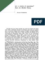 El Marx de Michel Henry