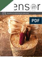 Derecho a la alimentación adecuada [DFensor, Septiembre 2012]