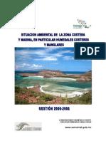 Situacion Ambiental de La Zona Costera y Marina