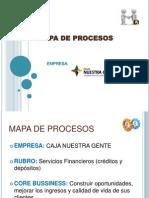 Mapa de Procesos Cng