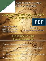 Seminário Biologia Evolutiva