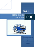 Introduccion a La Programacion en c