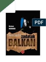 Herman Nojbaher Specijalni Zadatak Balkan
