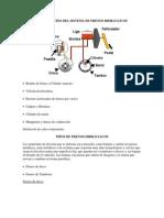 Componentes Del Sistema de Frenos Hidraulicos