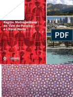 Reg Metropolitana do Vale do Paraíba  e LN