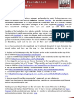 London Silicon Roundabout Weekly Newsletter 02 November 2012