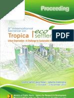 The 3rd International Seminar on Tropical Settlements. Urban Deprivation
