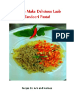 How to Make Delicious Laab Tandoori Pasta