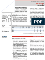 JSW Energy 2QFY13 Results Review - HDFC Sec