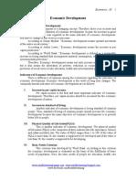 4 - Economic Development