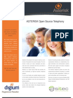 Asterisk Brochure