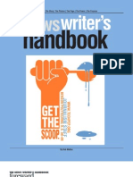 News Writers Handbook Journalism Stein