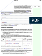 LaTeX_Mathematics - Wikibooks, Open Books for an Open World