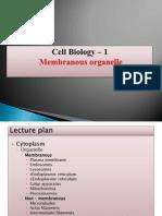 Membranous Organelle