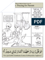 Quranic Lesson 39 - Praying for Parents