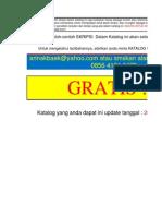 Katalog Skripsi