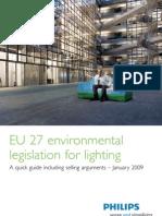 Environment Booklet