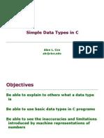 02 Simple Data