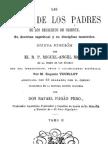 Las Vidas de Los Padres de Los Desiertos-Tomo II de VI