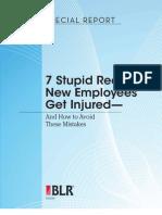7 Stupid Reasons