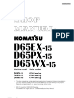 D65EX-15 67000 UP