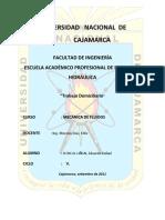 Informe Ing Hidraulica Sifon