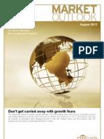 Citi-Market Outlook Aug2012