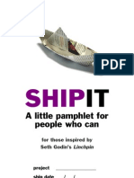 The Ship It Journal