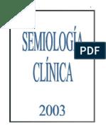 Semiología Clínica