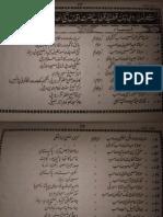 Khulafa e Hazrat Shaykhul Hadith Muhammad Zakariyya (r.a)