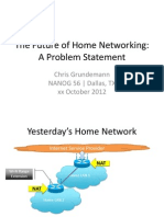 The Future of Home Networking