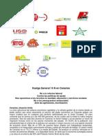 Manifiesto SITCA HG 14N-1